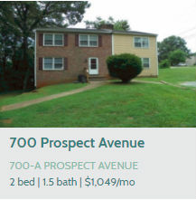 700 Prospect Woodard Properties Charlottesville Student Housing