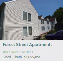forest-street-woodard-properties-charlottesville-student-housing
